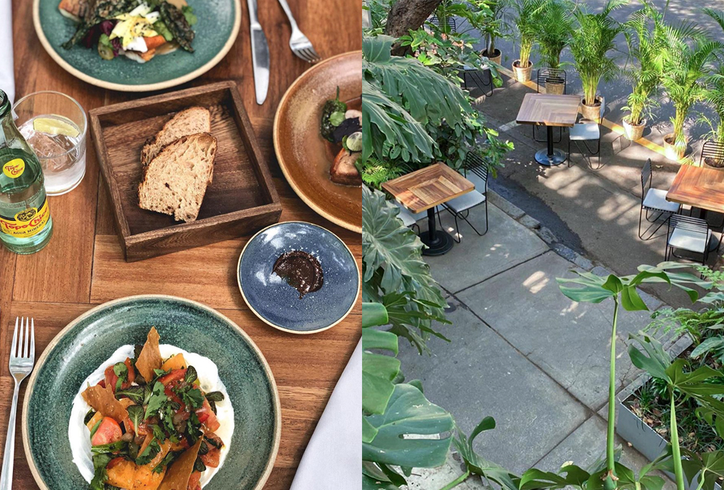15 restaurantes con terrazas y espacios abiertos que puedes visitar