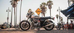 ¡Las motocicletas Royal Enfield llegan a la ciudad!