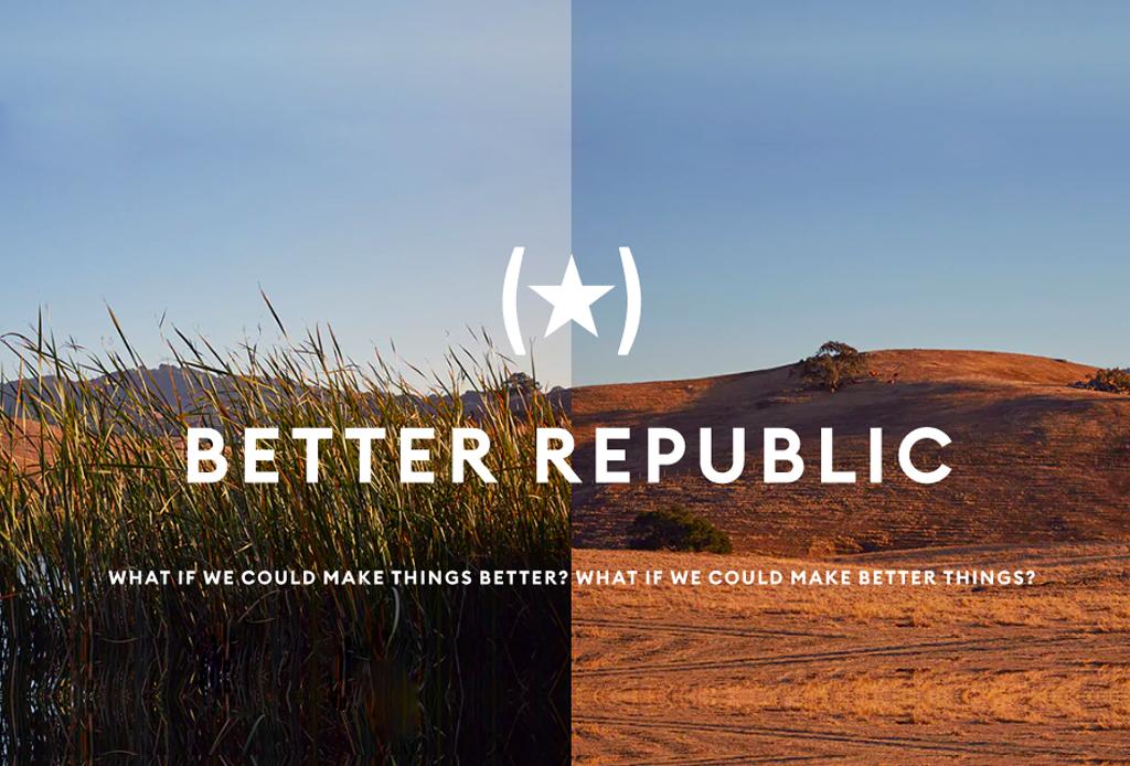 Carácter, estilo y consumo consciente, conoce Better Republic de Banana Republic