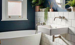 ¿Tu baño es pequeño? Tenemos la solución para la decoración perfecta