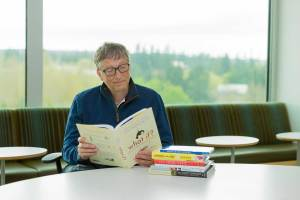 Estos son los libros favoritos de Bill Gates, ¿Cuáles has leído?