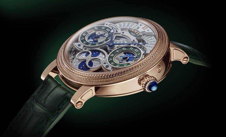 Los relojes inspirados en México que vimos en el SIAR 2020 - bovet-recital-27-mexico-limited-edition-3