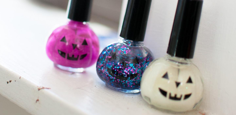 Uñas terroríficas de halloween ¡Te compartimos algunas ideas!