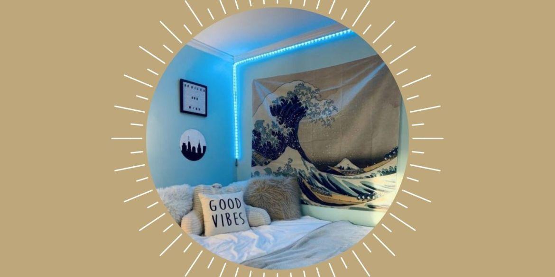 Consigue una habitación aesthetic siguiendo estos consejos - habitacion-aesthetic-1