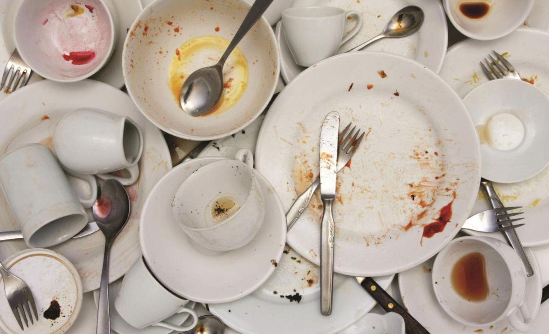 Consejos de personas Tipo A para tener un hogar perfecto - platos-sucios-personalidad