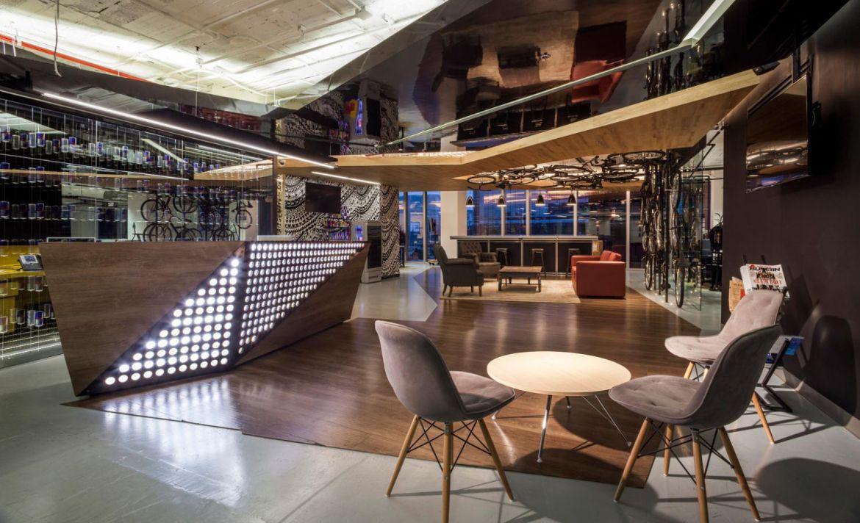 El futuro de las oficinas está en la arquitectura resiliente - red-bull-space