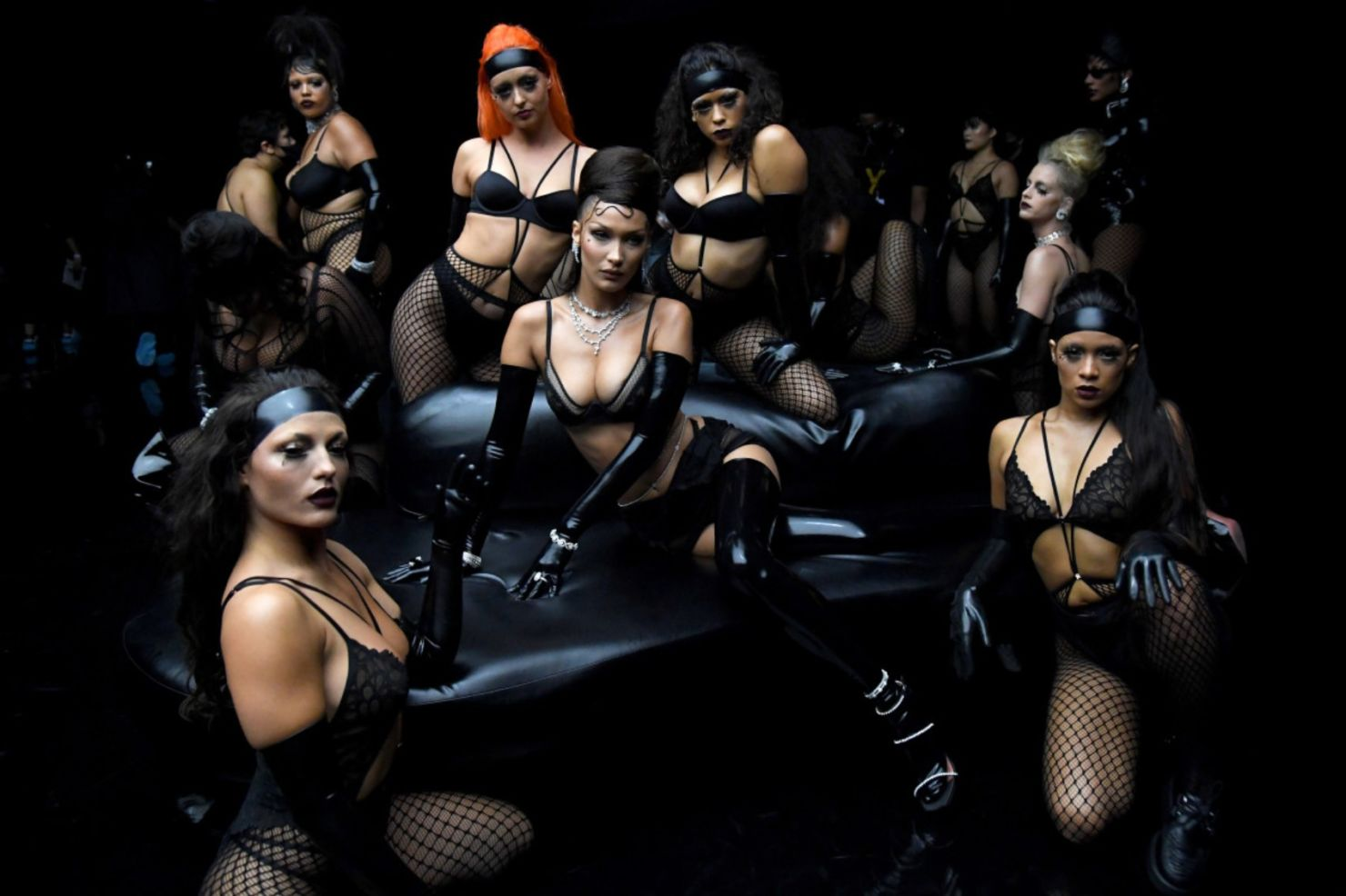 Savage x Fenty un impresionante show de moda y música ahora en Amazon