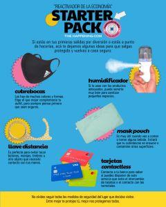 Reactivador de la economía Starter Pack