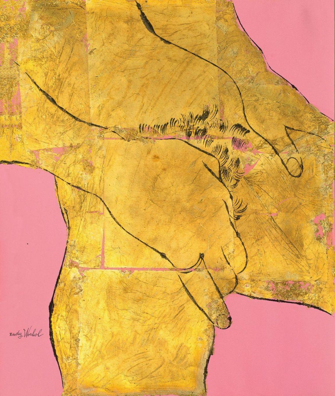 Las obras eróticas de Andy Warhol que tal vez no conocías - andy-warhol-dibujos