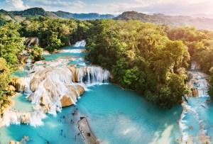 Te decimos dónde ver cascadas impresionantes en México