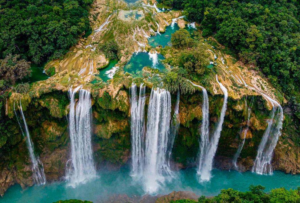 Te decimos dónde ver cascadas impresionantes en México - cascadas-mexico-4