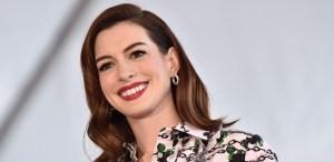Conoce la rutina de nutrición de Anne Hathaway para estar fit