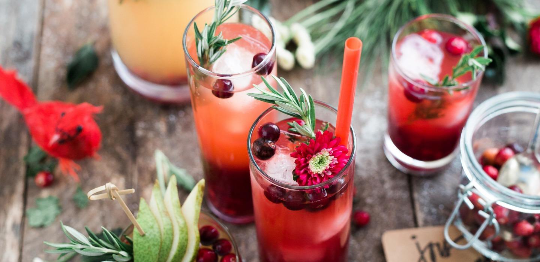 5 mocktails deliciosos para preparar en las fiestas de fin de año