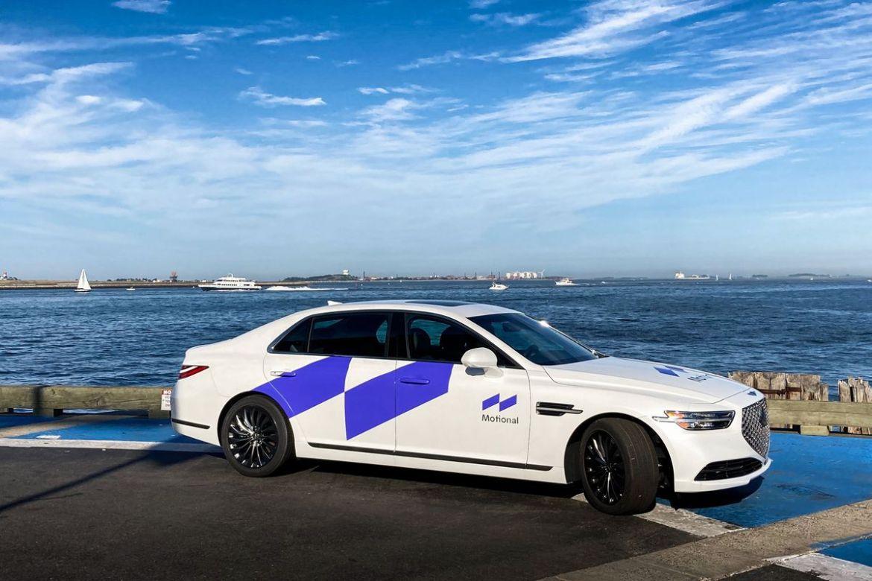 Las Vegas comienza a experimentar con autos autónomos de Hyundai - hyndai