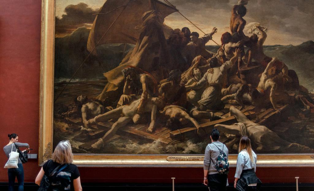 Estos son de los mejores museos del mundo y deberías visitar - louvre-museum-museo