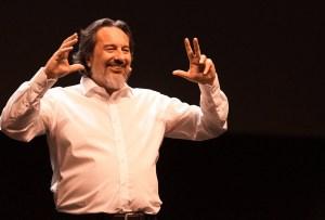 Un minuto para meditar: conoce a Patrizio Paoletti