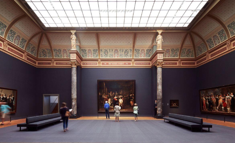 Estos son de los mejores museos del mundo y deberías visitar - rijksmuseum-museo