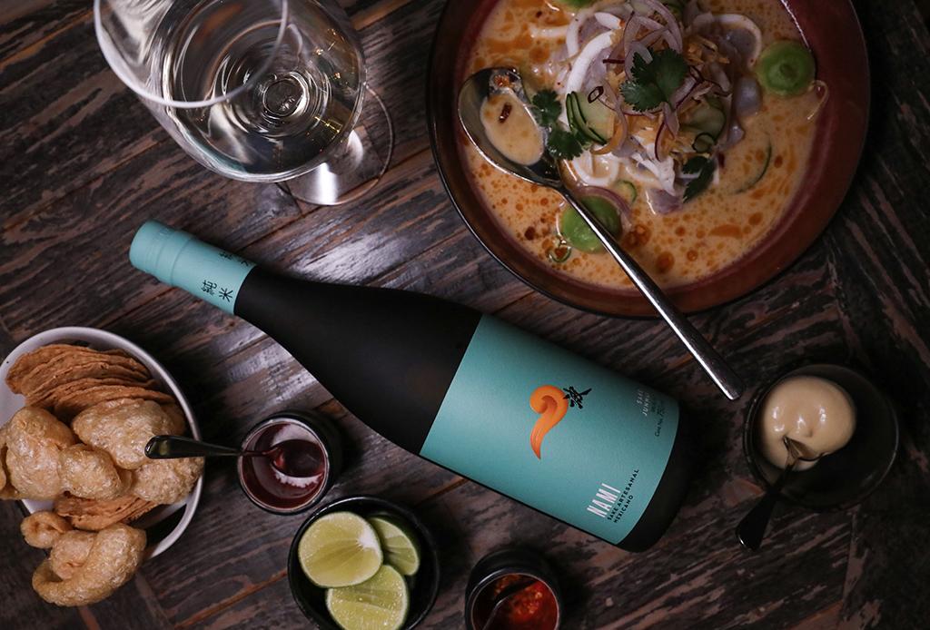 Descubre el maridaje perfecto para este Sake mexicano