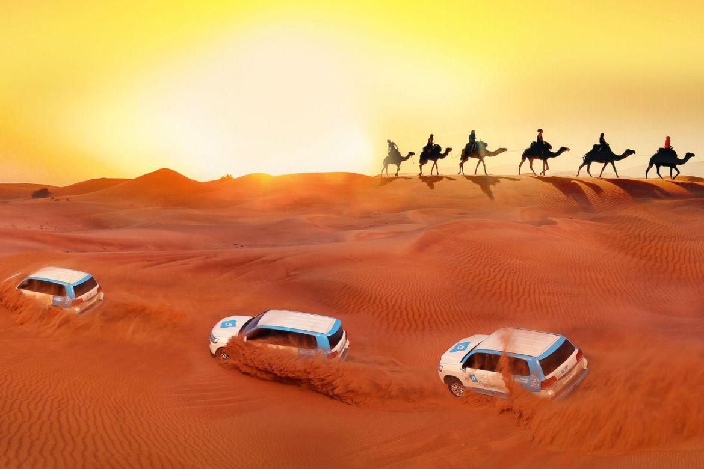 Este es el mejor tour del mundo según Tripadvisor - tour-dubai-tripadvisor-desierto