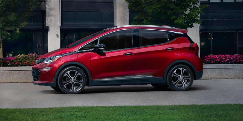 Lo nuevo de Chevrolet para 2021 - bolt