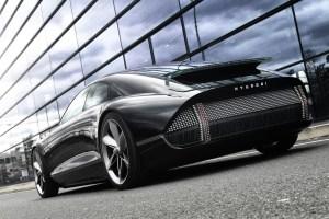 El auto concepto Hyundai Prophecy gana el Car Design Award 2020
