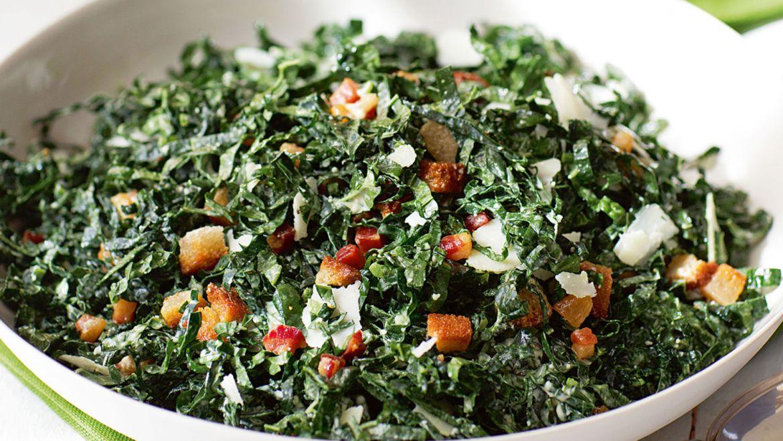Recetas con kale para un desayuno fácil y saludable - kale