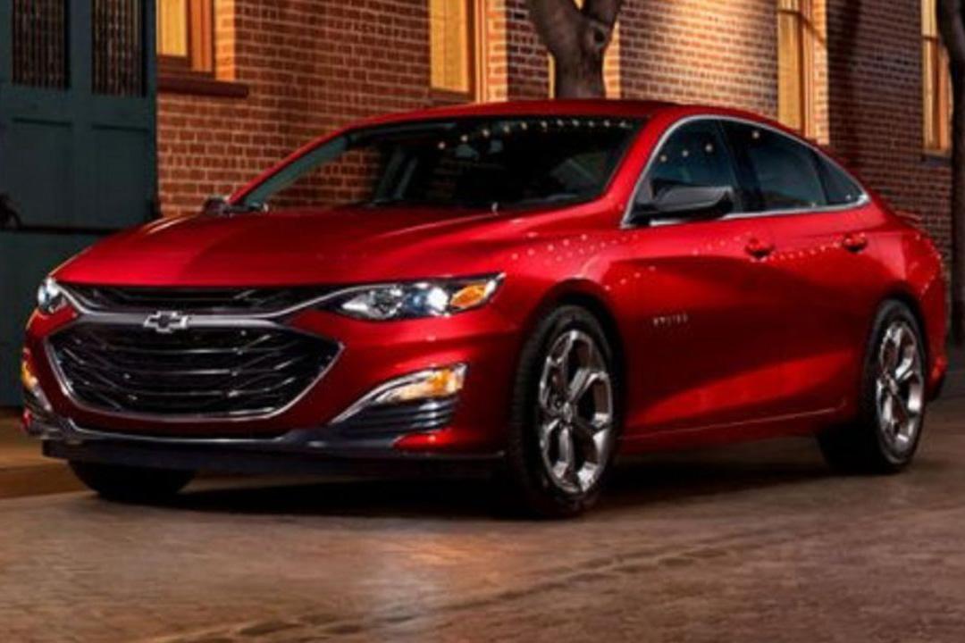 Lo nuevo de Chevrolet para 2021 - malibu