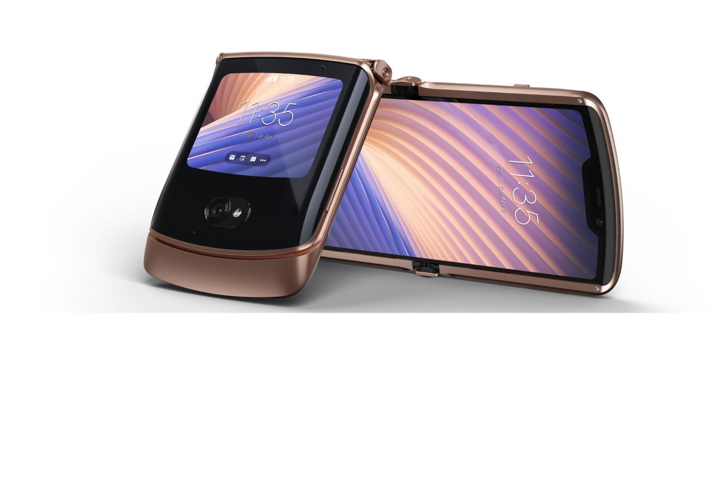 Motorola regresa con el nuevo razr y se ve mejor que nunca