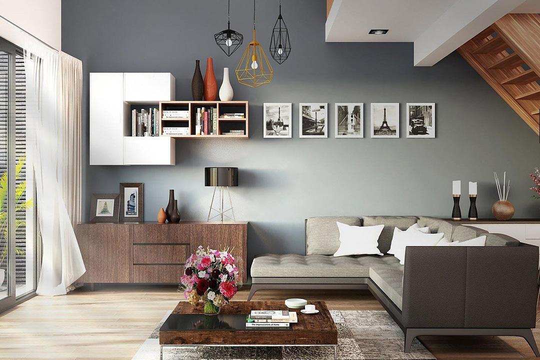 Cosas de las que tienes que deshacerte para tener un hogar minimalista - casa-minimalista