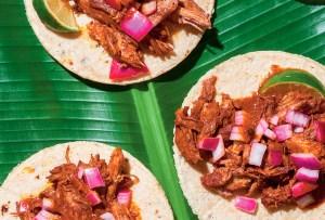 Los 7 mejores lugares para comer cochinita pibil en CDMX