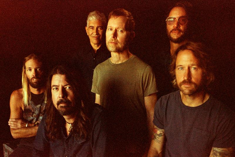 Foo Fighters lanza una estación de radio para promocionar su nuevo disco - foo-fighters-banda