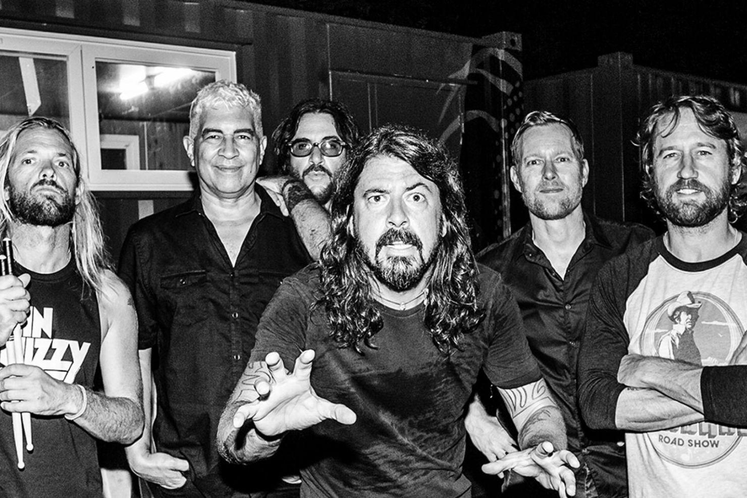 Foo Fighters confirma su regreso a la CDMX en noviembre
