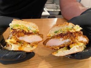 Los mejores sandwiches de pollo frito de la CDMX