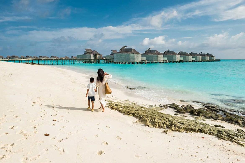 Estos son los destinos con más reservaciones en 2021 - islas-maldivas
