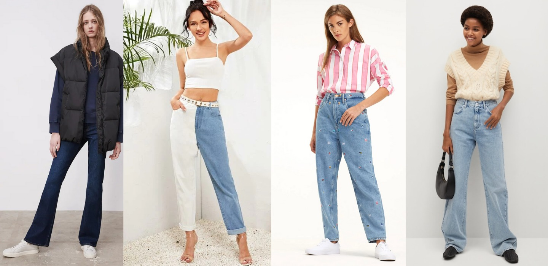 Jeans 2021 para resaltar tu figura ¡Te decimos las tendencias!