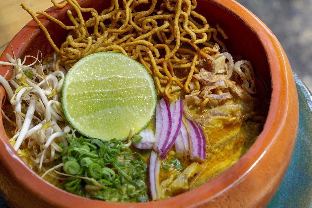 Platillo de la semana: Curry Khao Soi de Suuwaii