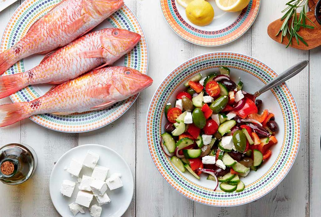 ¿Qué hace tan popular la dieta mediterránea?