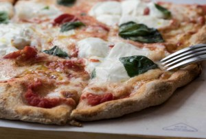 Platillo de la semana: Pizzeta Alfredo con Tartufo de Alfredo di Roma
