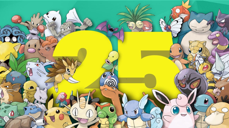 No te pierdas el concierto de Post Malone para el aniversario 25 de Pokémon - pokemon-25