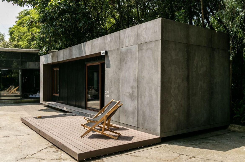 Estas casas prefabricadas y personalizables son 100% mexicanas - vmd-taller