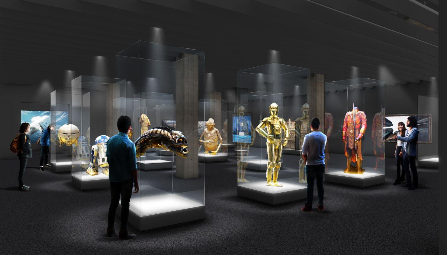 Así será el Academy Museum, el museo más importante dedicado al cine en el mundo