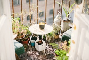Consejos para darle vida a tu balcón esta primavera