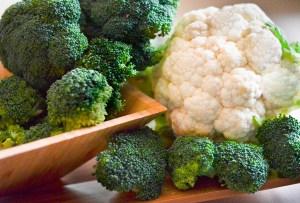 Brócoli vs coliflor. Esto es lo que tienes que saber