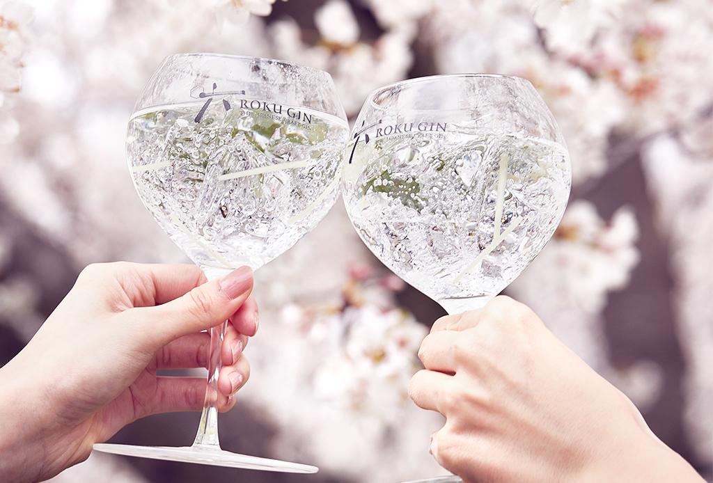 Cocteles con gin y sake para disfrutar la primavera al estilo japonés - gin-y-sake-2