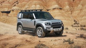 Land Rover Defender gana el Women's World Car of the Year