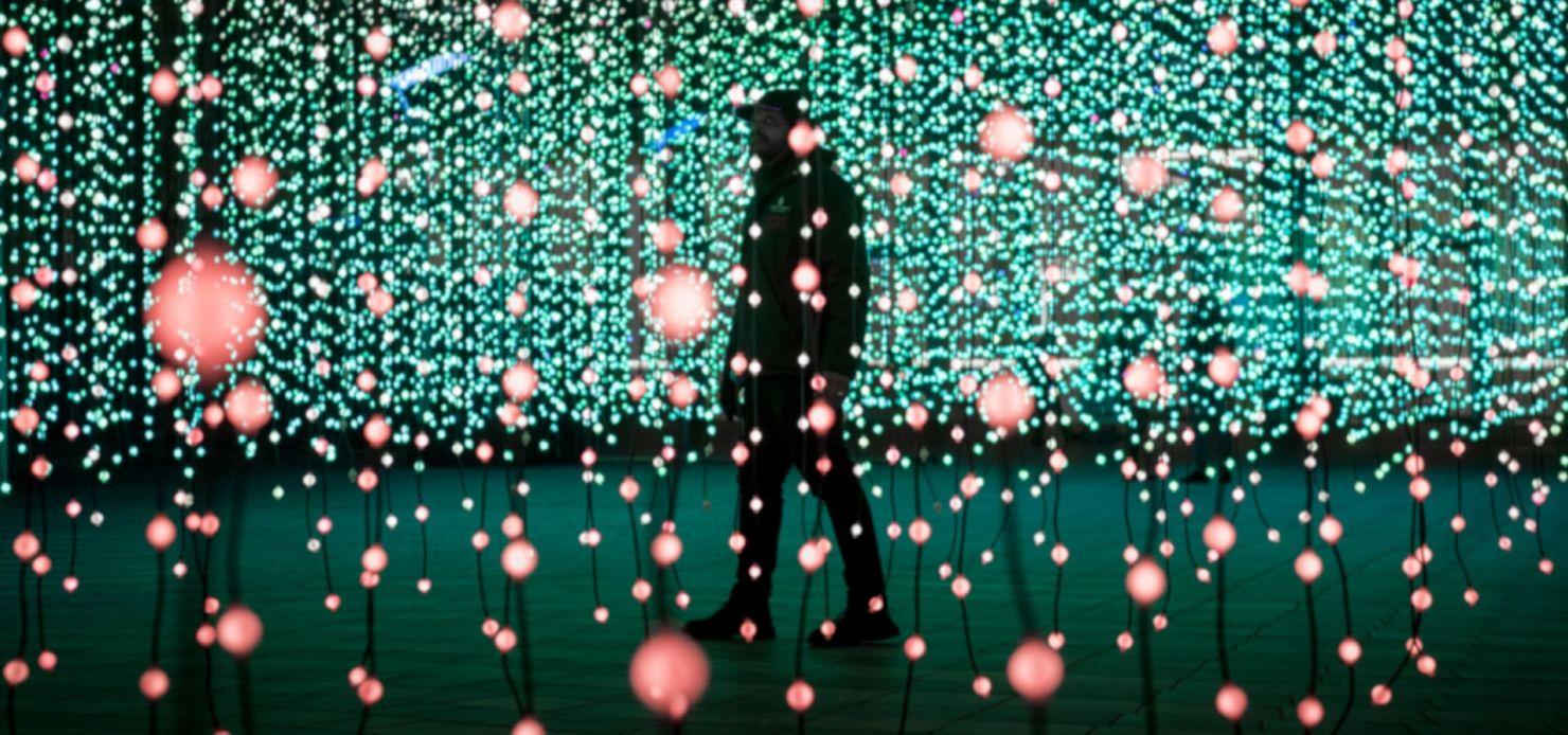 Noor Riyadh: el festival de luz más impresionante del mundo
