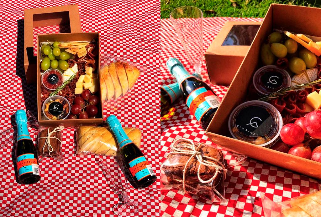Organiza el picnic perfecto con este kit de Chandon y Cocina Abierta - picnic-chandon-1