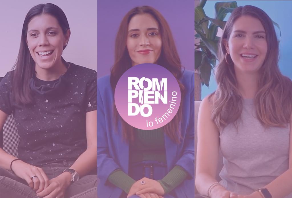 Rompiendo lo femenino: las mujeres que nos han inspirado este mes