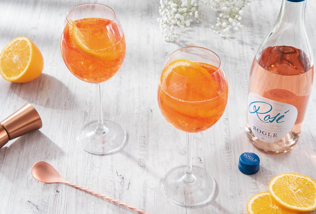 ¿Calor? Refréscate con este delicioso Rosé Aperol Spritz - rose-aperol-spritz-2