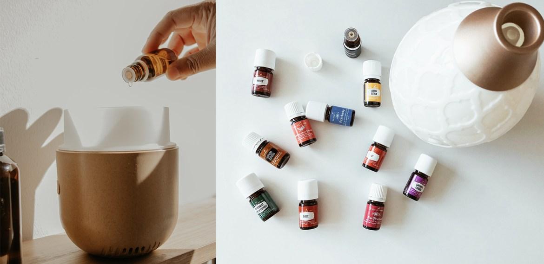 Mezclas refrescantes de aceites esenciales para tu difusor - aceites-esenciales-difusor-2